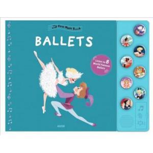 My First Ballet Music Book