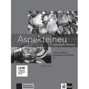 Aspekte neu C1 Teacher Manual with DVD