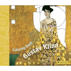 Klimt: Colouring Book