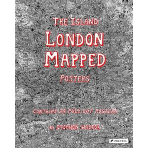 Island: London Mapped Posters