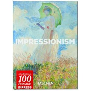Impressionism Post Card Set