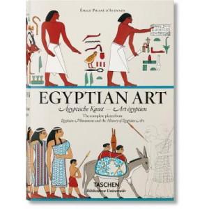 Prisse D'Avennes. Egyptian Art