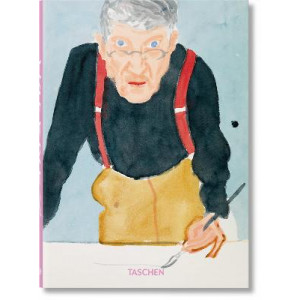 David Hockney.  Chronology. 40th Anniversary Edition