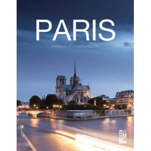 Paris Book: Highlights of a Fascinating City