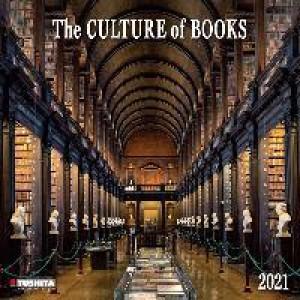 2021 Culture of Books Calendar