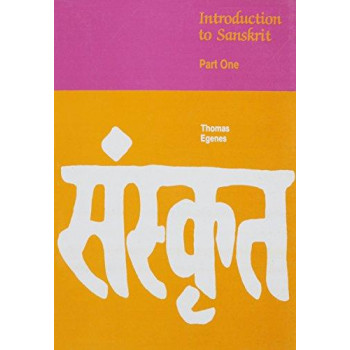 Introduction to Sanskrit: Part 1 5E