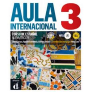 Aula Internacional - Nueva Edicion: Libro Del Alumno + Ejercicios + CD 3 (B1)