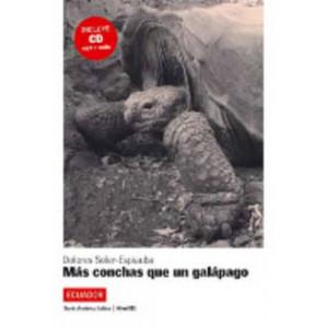 Mas conchas que un Galapago (Ecuador) + CD (Lecturas Serie America Latina)