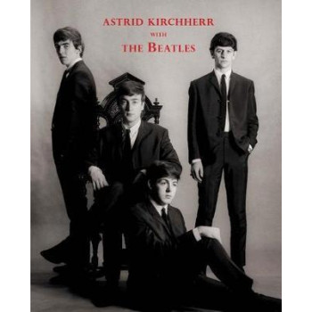 Astrid Kirchherr with The Beatles