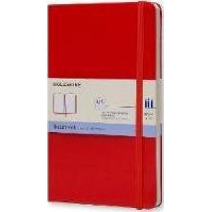 Moleskine Hard Cover Large Sketchbook Red