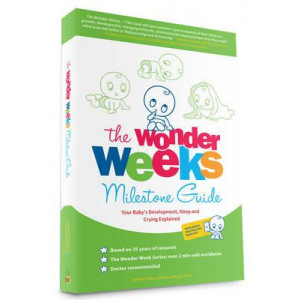 Wonder Weeks Milestone Guide: Your Baby's Development, Sleep and Crying Explained