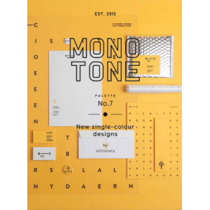 Palette 07: Monotone: New Single-Colour Designs