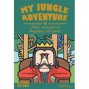 My Jungle Adventure: Never-Ending Fun with Storytelling