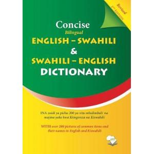 Concise Bilingual English-Swahili & Swahili-English Dictionary 2018