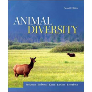 Animal Diversity 7E - SECOND HAND COPY