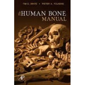 Human Bone Manual - SECOND HAND COPY