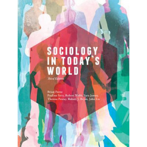 Sociology in Today's World - SECOND HAND COPY