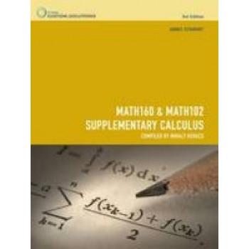 Calculus 7E  / MATH160 Mathematics 1 CUSTOM PUBLICATION (2013 VERSION) - SECOND HAND COPY