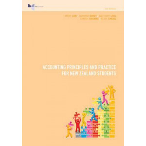 Accounting Principles and Practice for New Zealand Students - SECOND HAND COPY