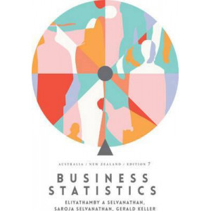 Business Statistics: Australia New Zealand with Student Resource Access for 12 Months 7E - SECOND HAND COPY