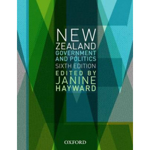 New Zealand Government and Politics 6E - SECOND HAND COPY