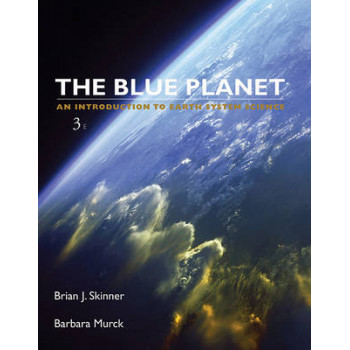 Blue Planet : An Introduction to Earth System Science 3E - SECOND HAND COPY
