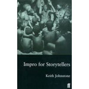 Impro for Storytellers - SECOND HAND COPY
