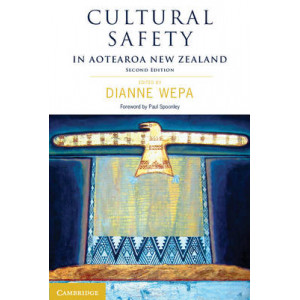 Cultural Safety in Aotearoa New Zealand 2E - SECOND HAND COPY