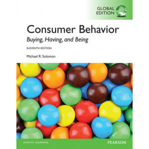 Consumer Behavior : Buying, Having, and Being 11E - SECOND HAND COPY