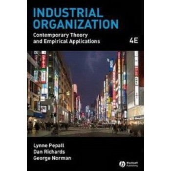 Industrial Organization: Contemporary Theory and Empirical Applications - SECOND HAND COPY