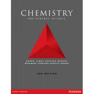 Chemistry : The Central Science (Au Edtn) 3E - SECOND HAND COPY