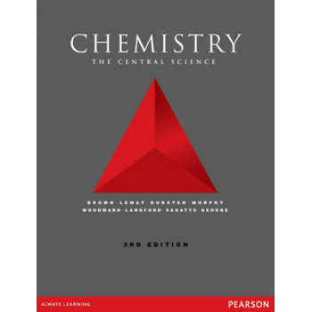 Chemistry : The Central Science (Australian Edition) 3E - SECOND HAND COPY