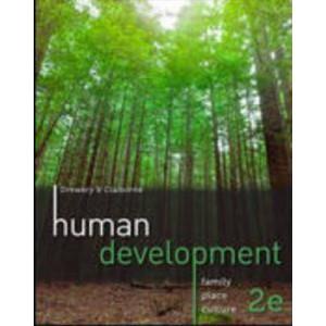Human Development 2E - SECOND HAND COPY