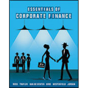 Essentials of Corporate Finance 4E - SECOND HAND COPY